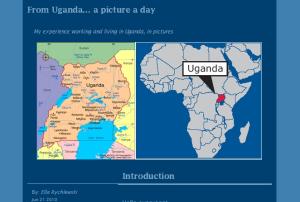 From Uganda